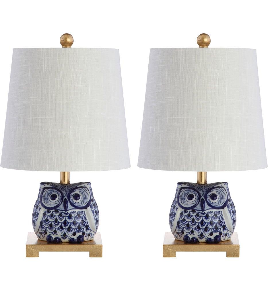"Justina 16"" Table Lamp (Set of 2)"