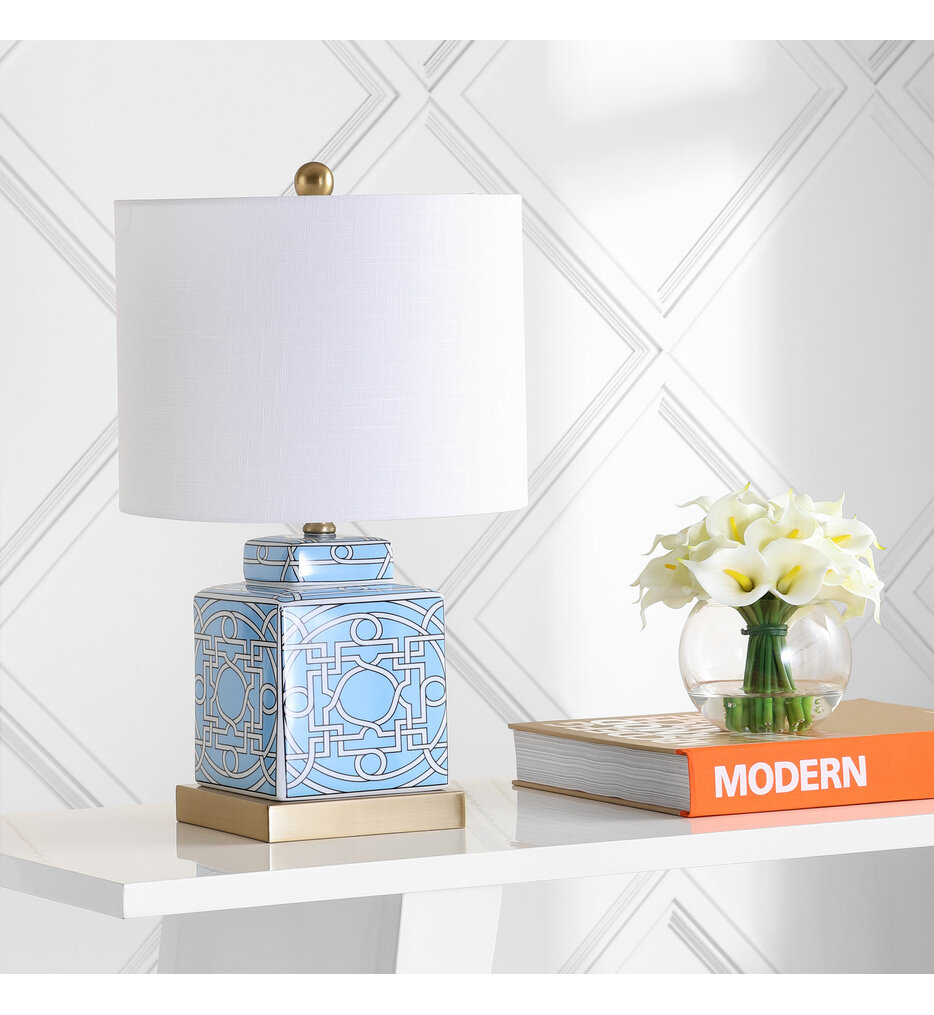 """Catherine 22"""" Table Lamp"""