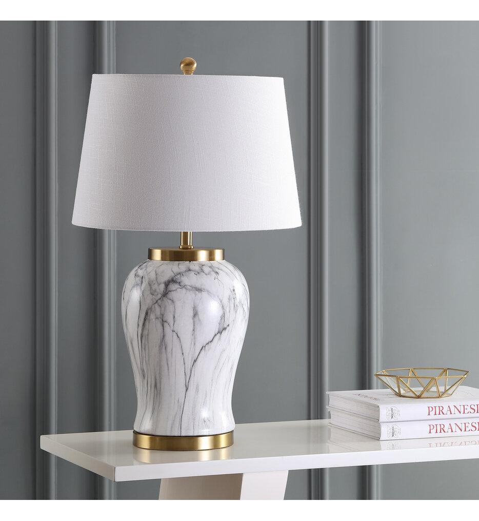 """Prague 28"""" Table Lamp"""