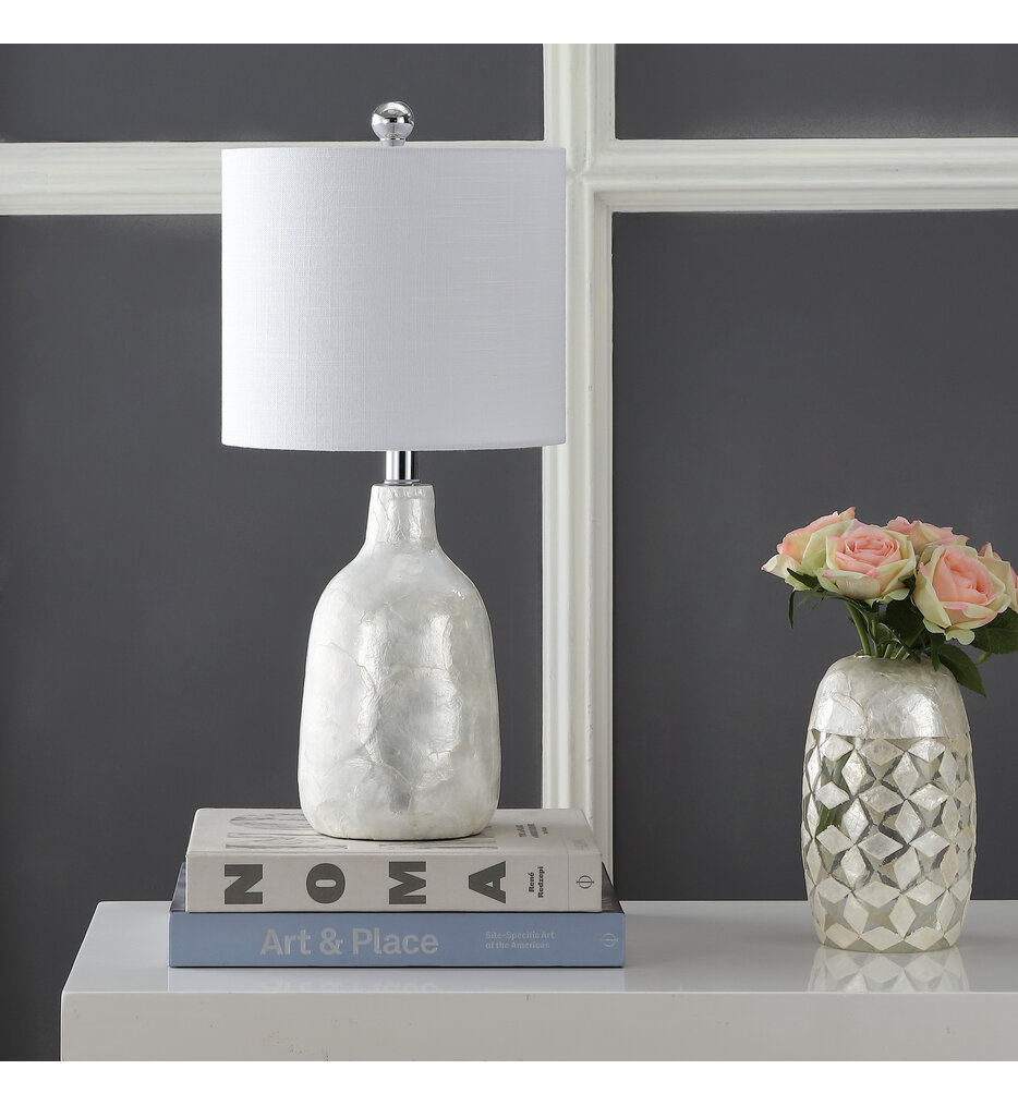 """Lucille 21"""" Table Lamp"""