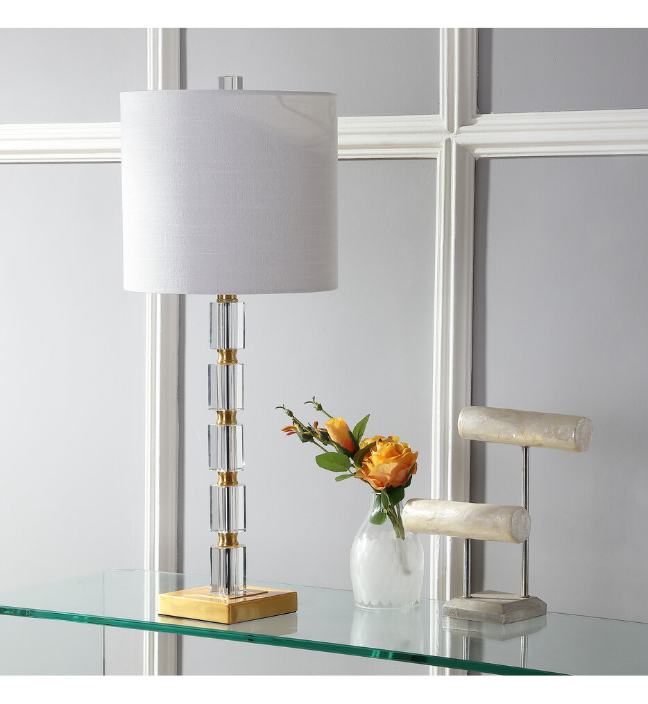 """Claire 28.5"""" Table Lamp (Set of 2)"""