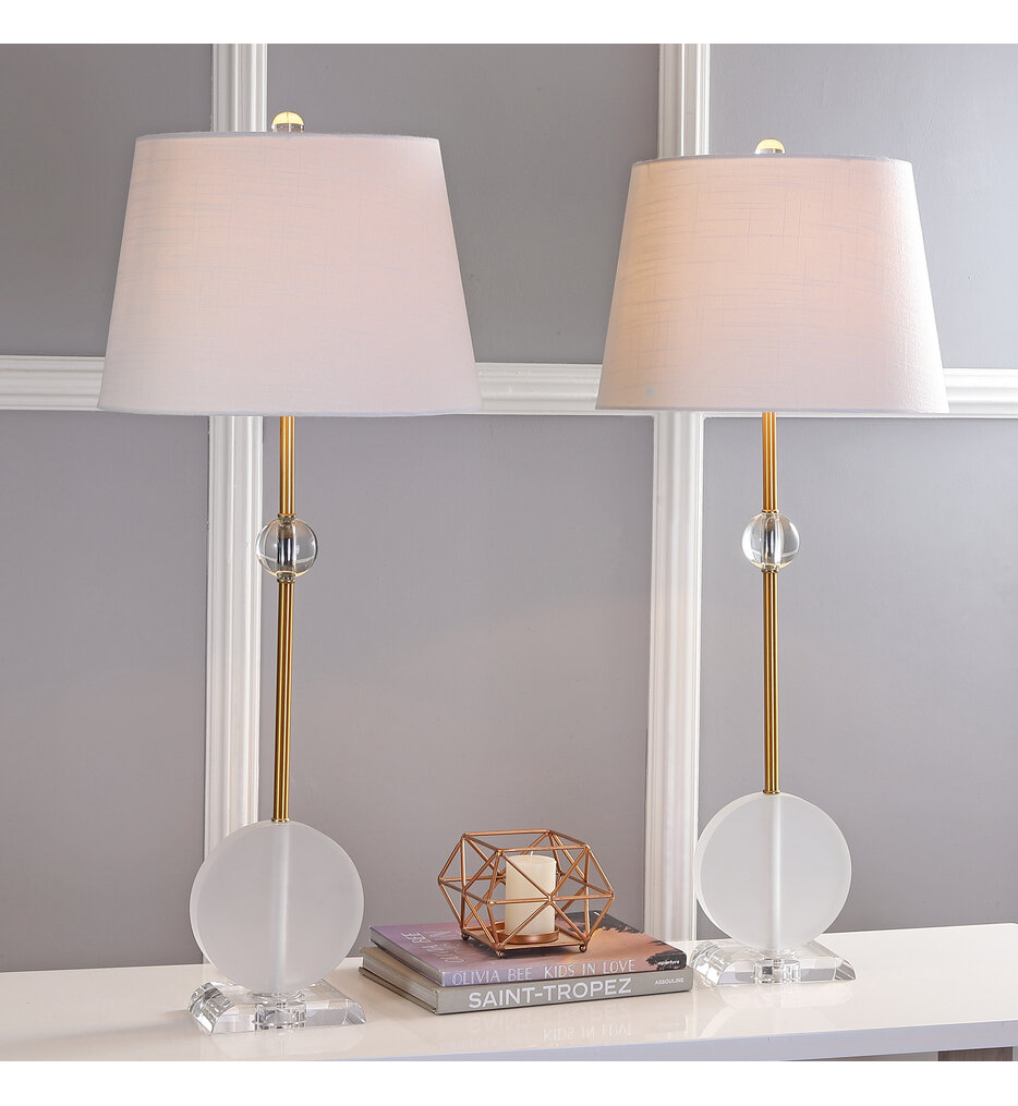 """Spencer 34"""" Table Lamp (Set of 2)"""