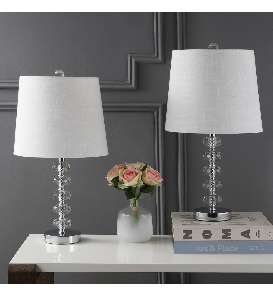 "Kevin 22"" Table Lamp (Set of 2)"