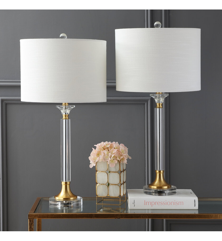 """Mark 28"""" Table Lamp (Set of 2)"""