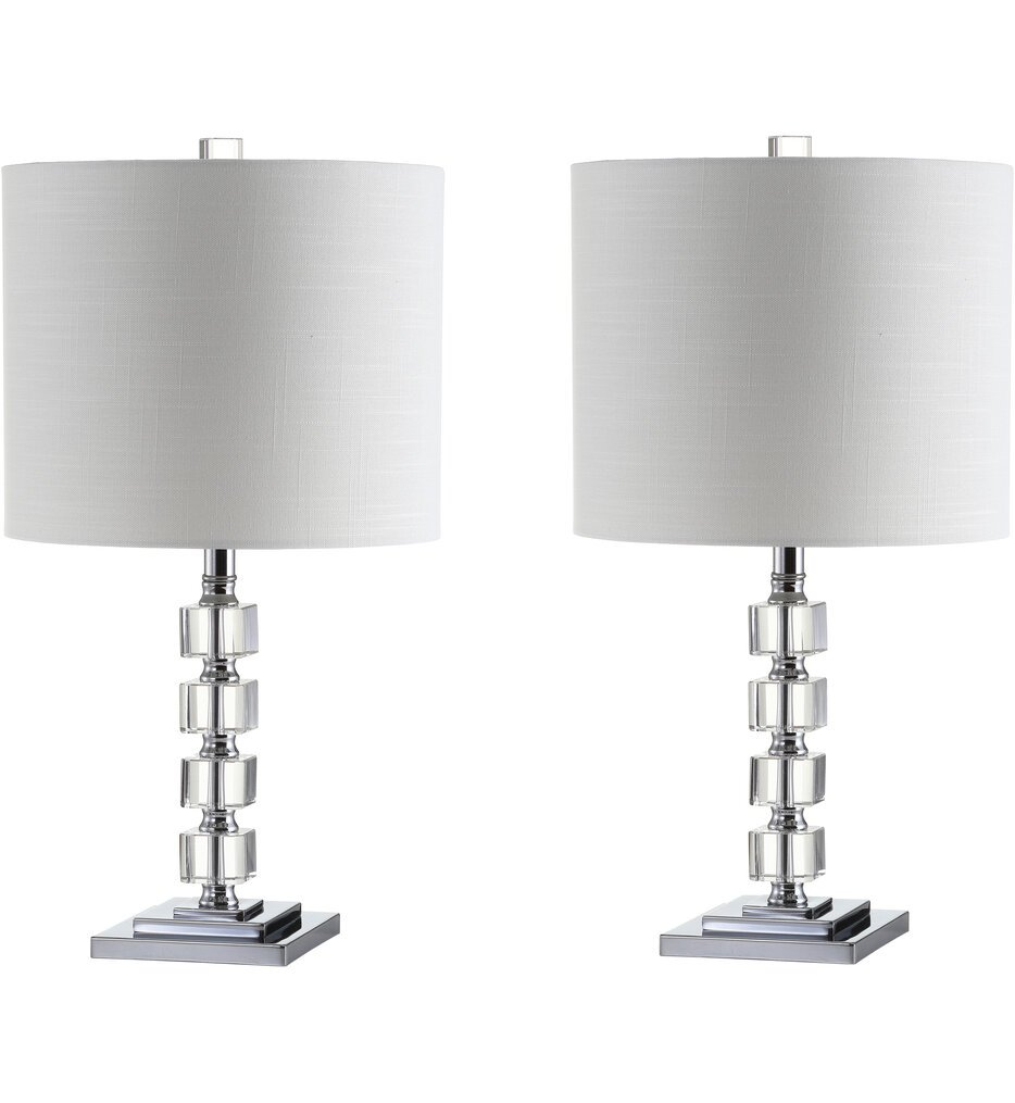 "Barnard 22"" Table Lamp (Set of 2)"