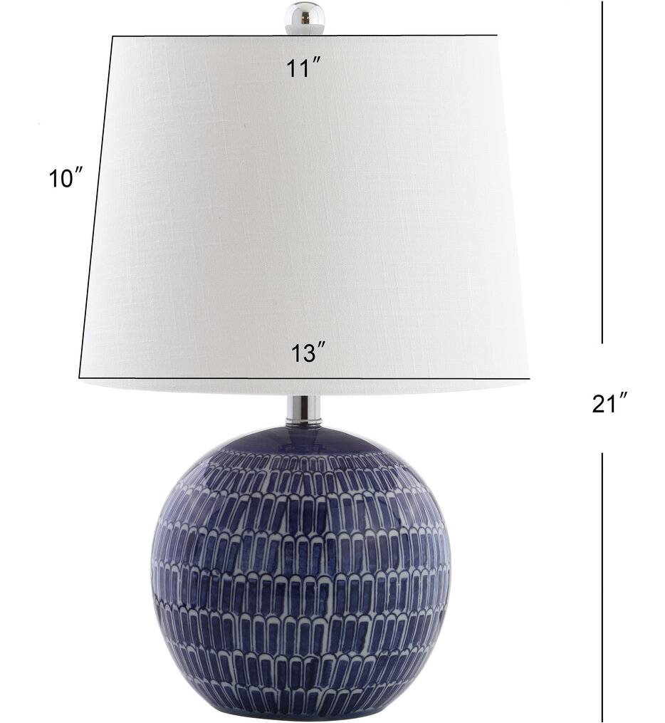 "Ronald 21"" Table Lamp"