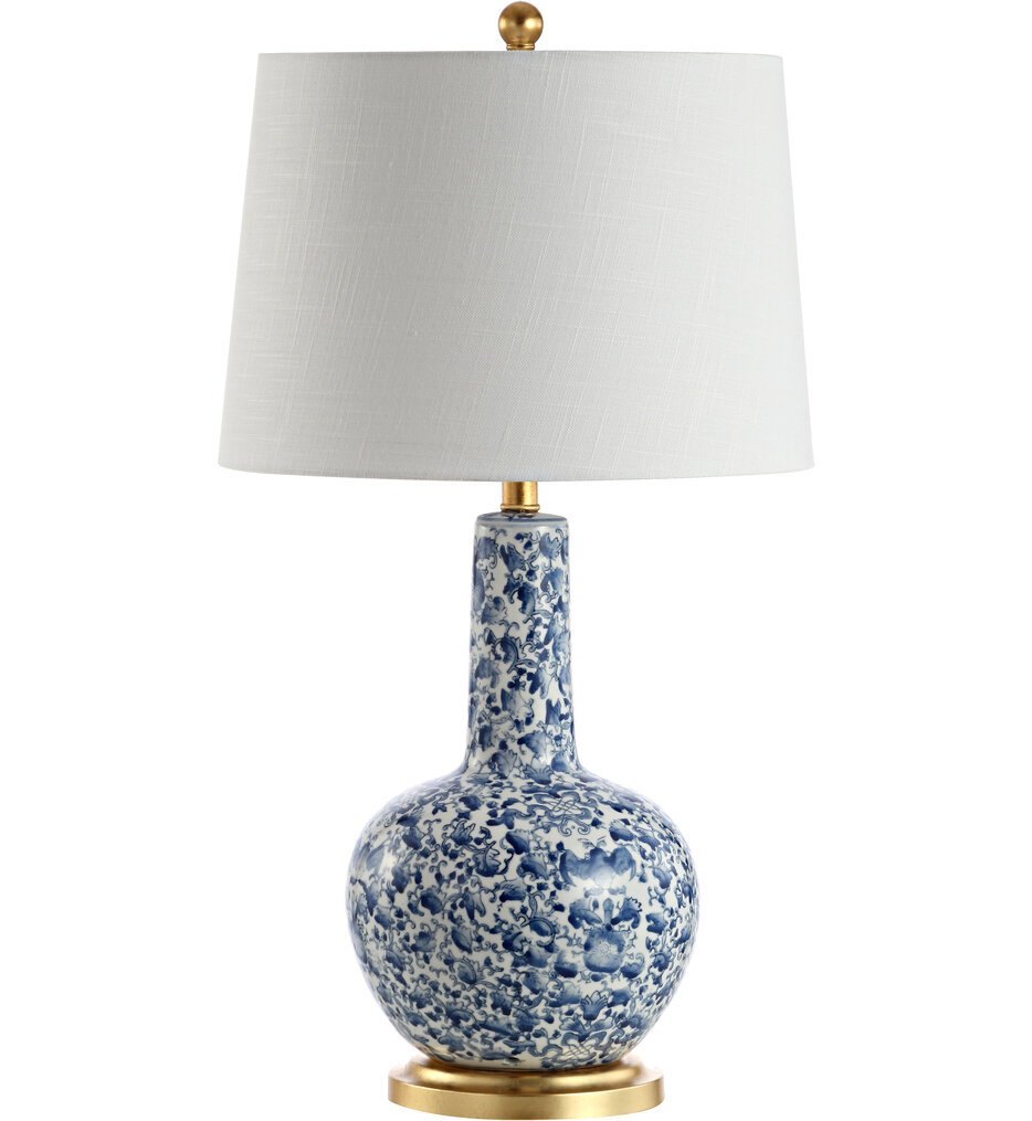 """Chinois 30"""" Table Lamp"""