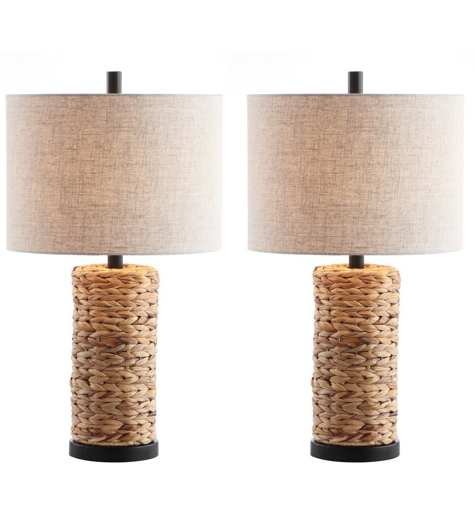 """Elicia 25"""" Table Lamp (Set of 2)"""