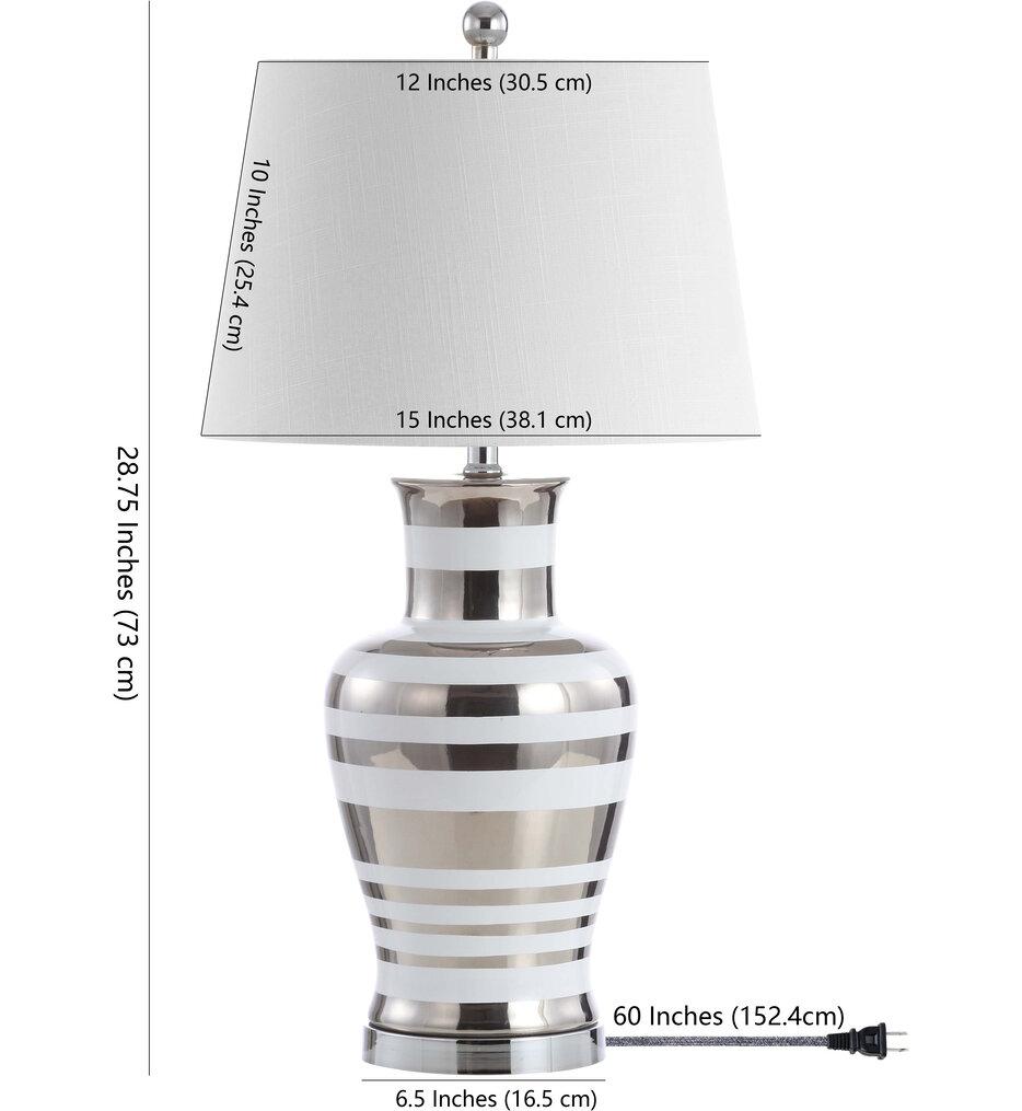 "Zilar 28.75"" Table Lamp"