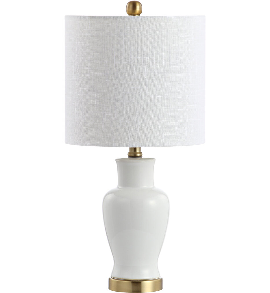 """Chi 21"""" Table Lamp"""