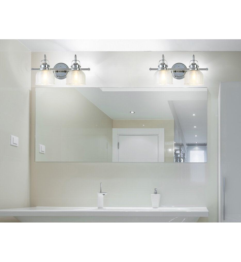 "Virginia 9.50"" Bath Vanity Light"