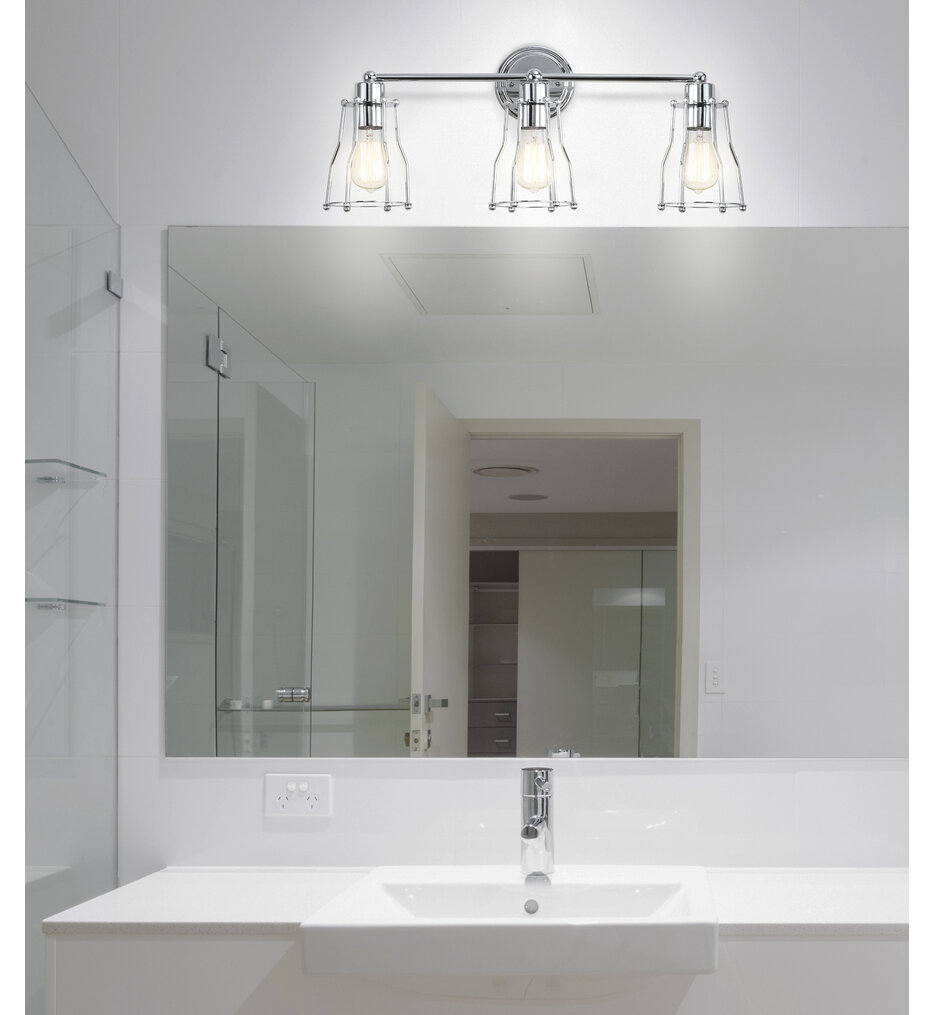 "Evelyn 24"" Bath Vanity Light"