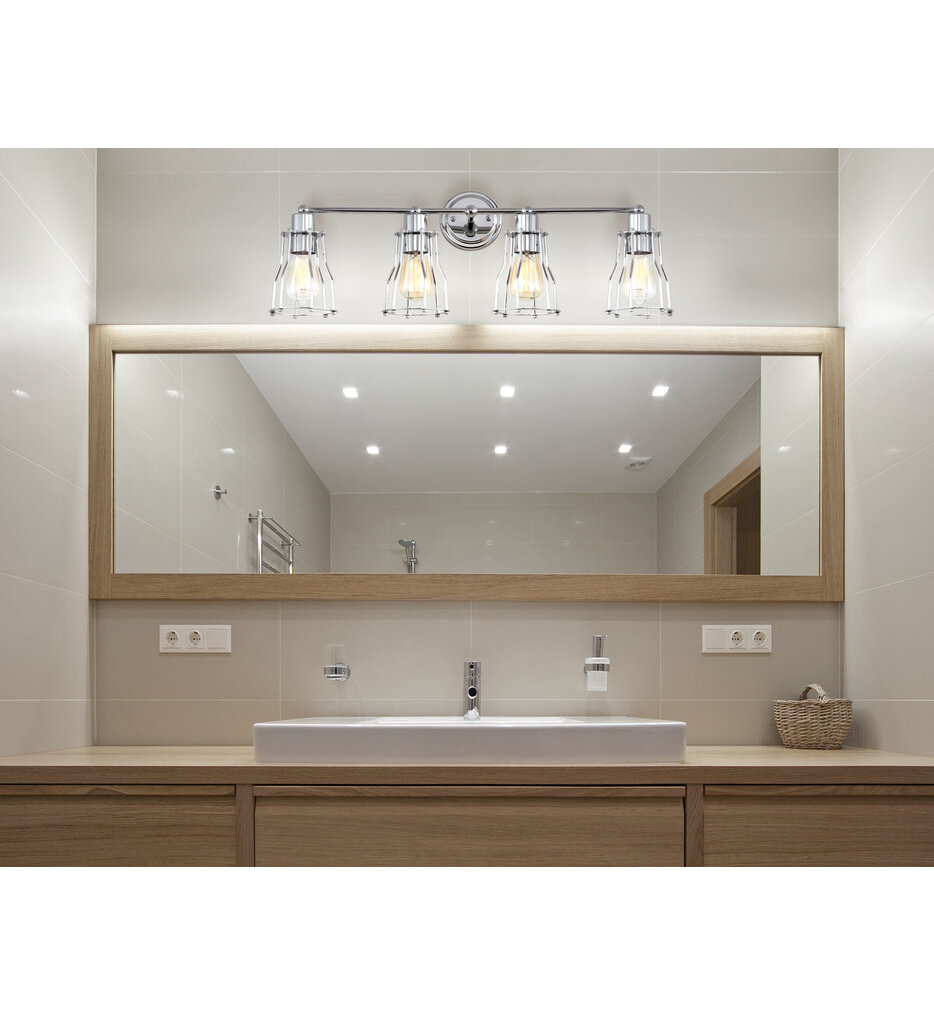 "Evelyn 29.5"" Bath Vanity Light"