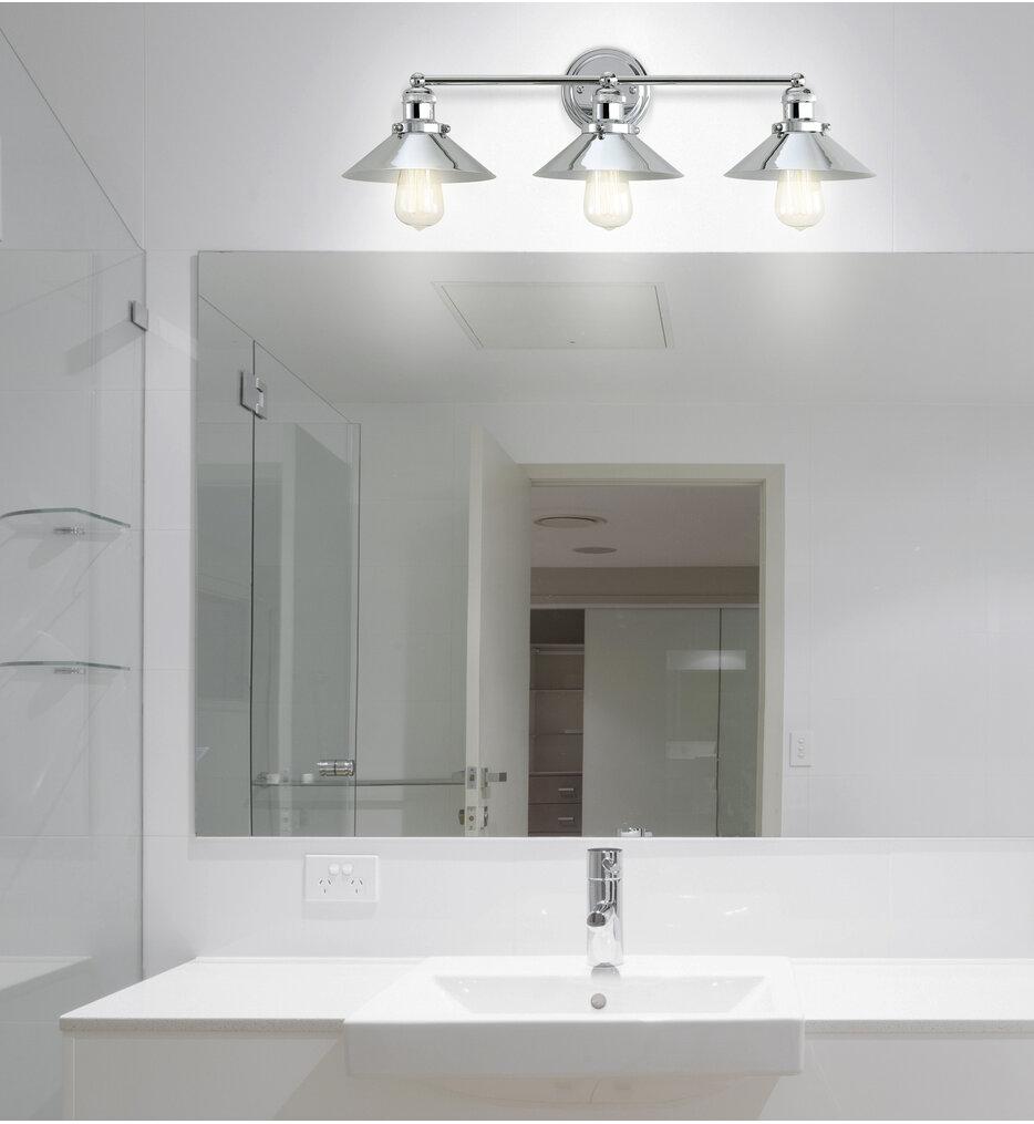 "June 9.75"" Bath Vanity Light"