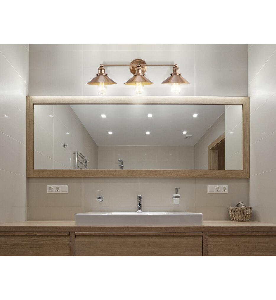 "August 26.5"" Bath Vanity Light"