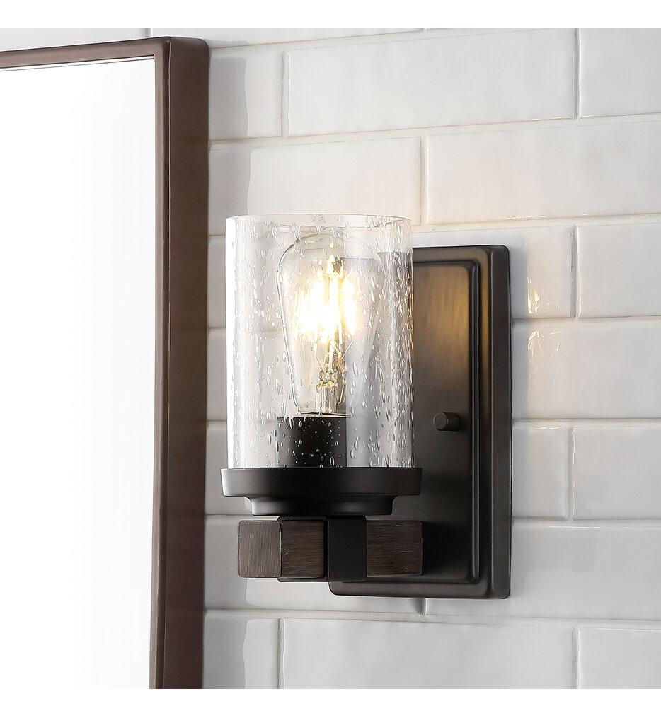 """Bungalow 8"""" Bath Vanity Light"""