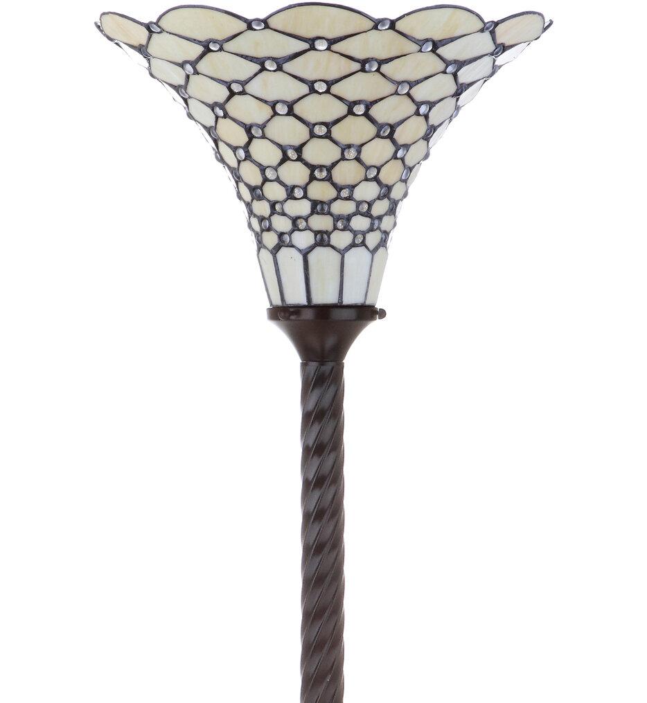 """White 70.00"""" Floor Lamp"""