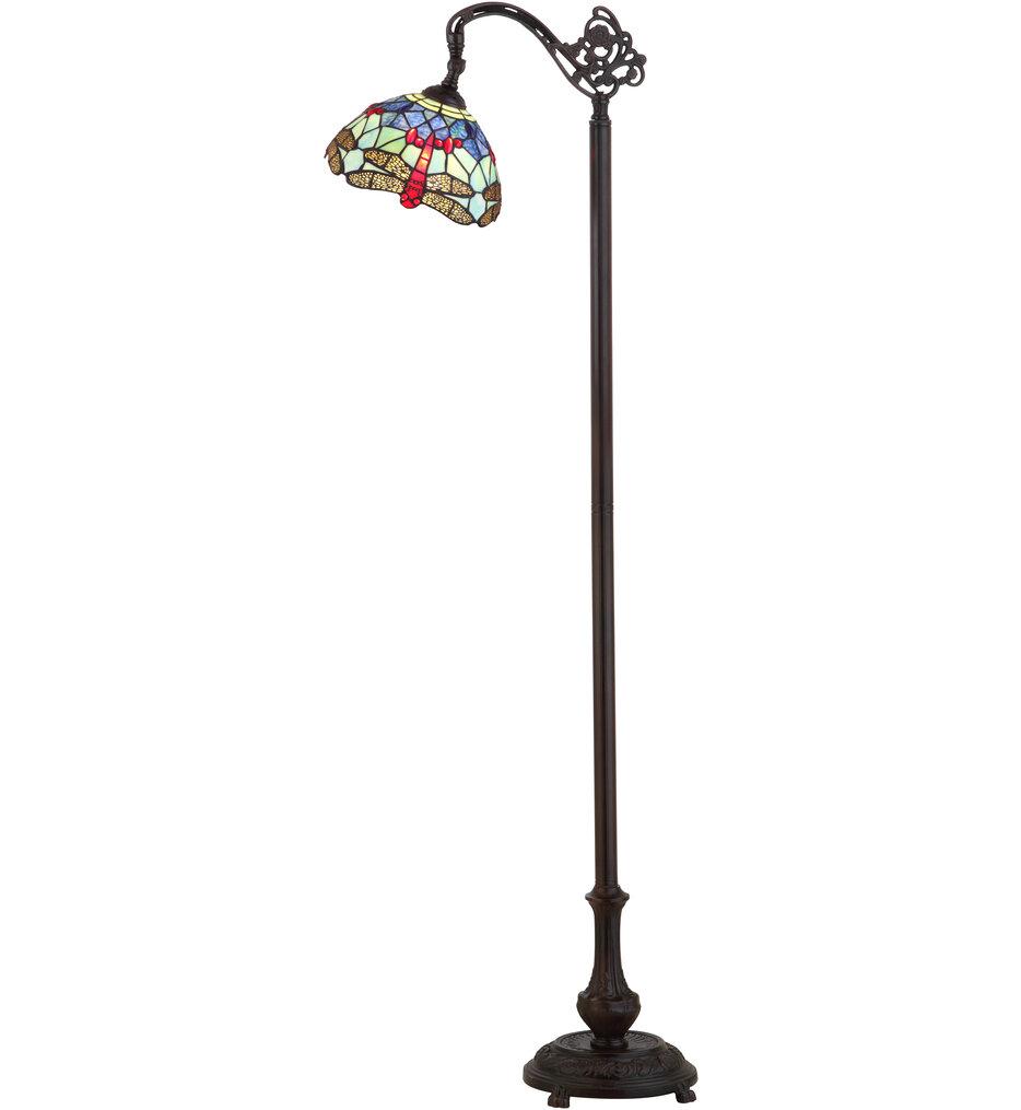 "Dragonfly 60.00"" Floor Lamp"