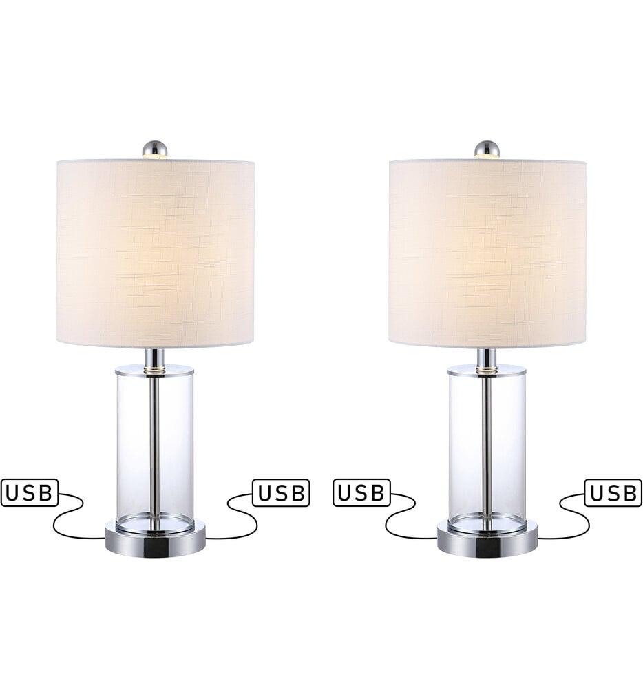 "Abner 21"" Table Lamp"