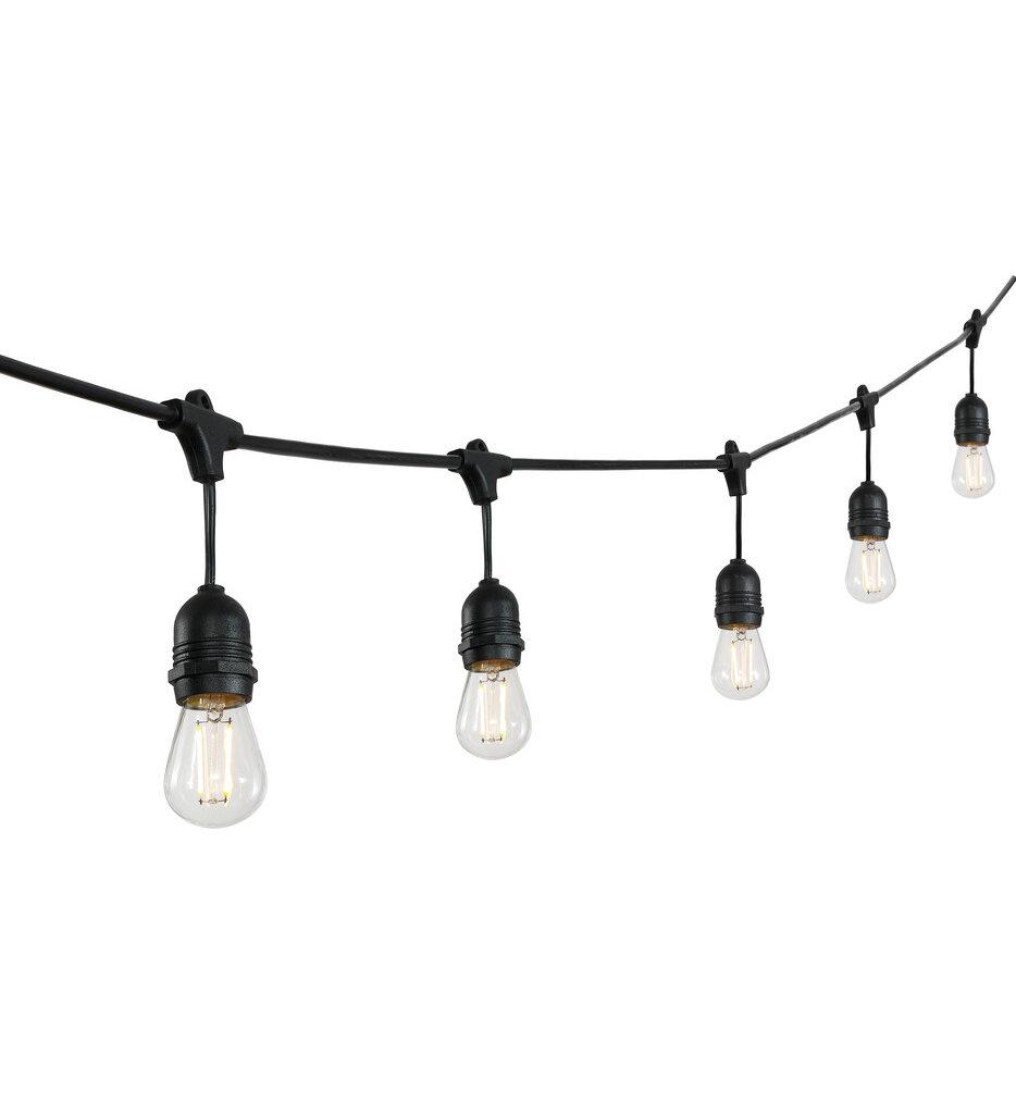 48' Outdoor String Lights