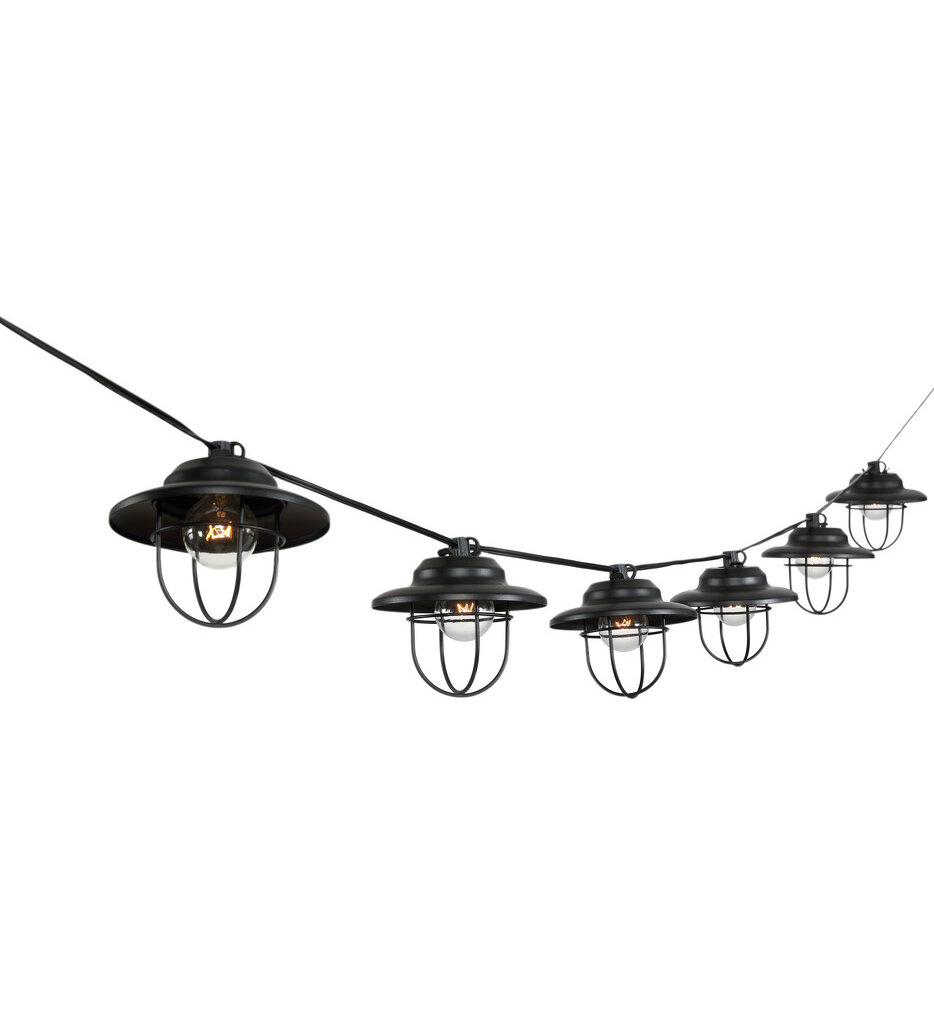 10' Outdoor String Lights