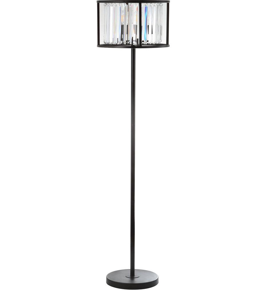 """Bevin 63.38"""" Floor Lamp"""