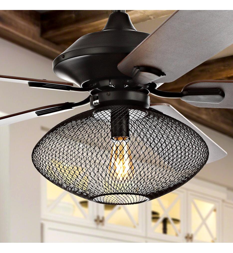"""Clift 52"""" Ceiling Fan"""