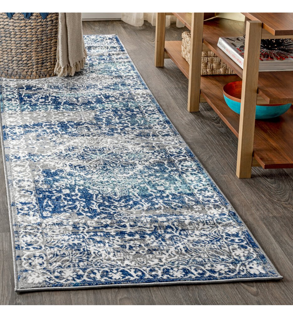 """Modern Persian 2'3"""" by 8' Rug"""