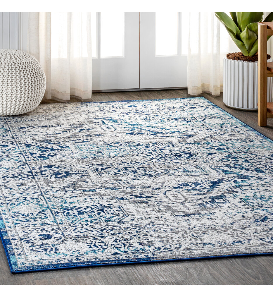 """Modern Persian 5'3"""" by 7'6"""" Rug"""
