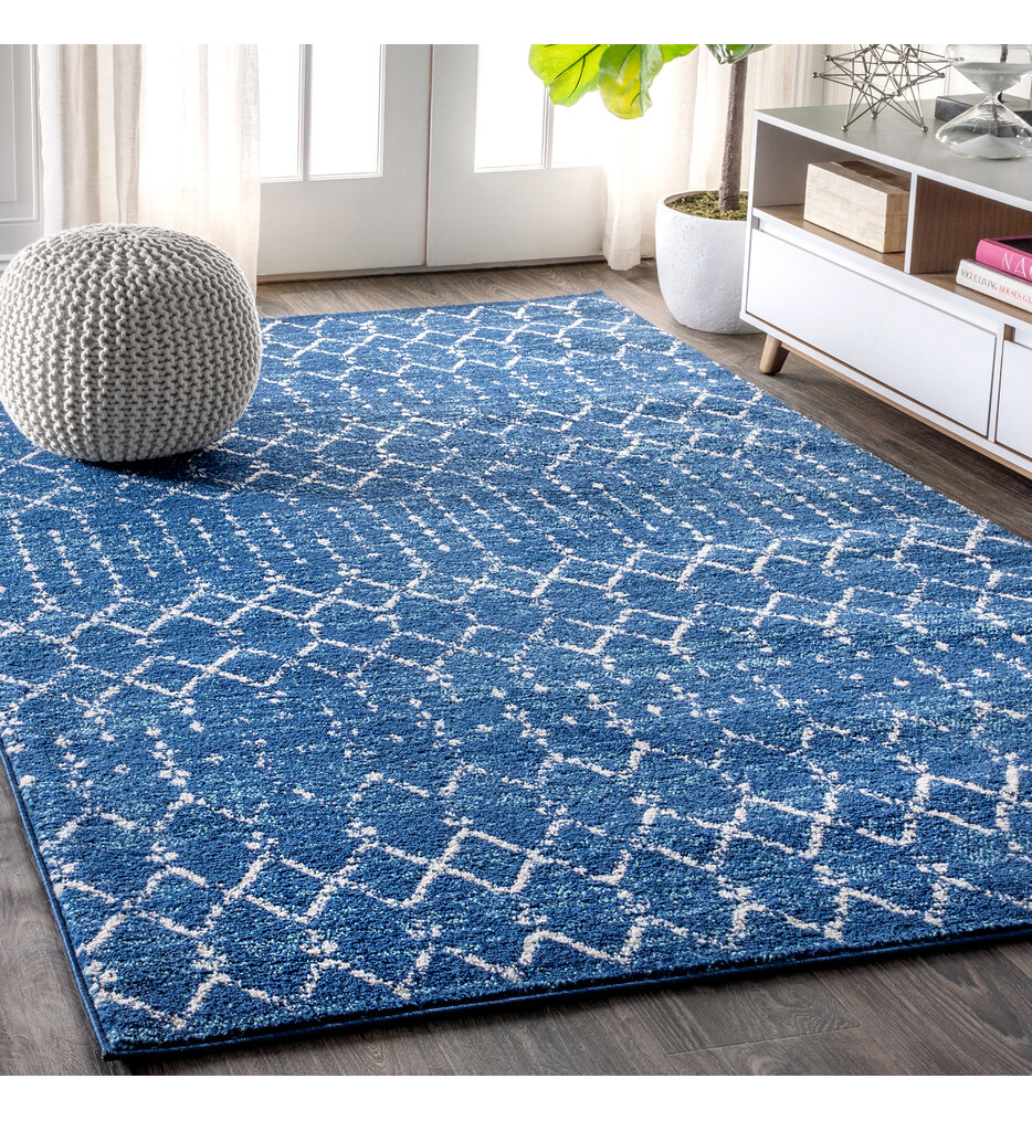 """Moroccan HYPE 7'-9"""" by 10' Rug"""