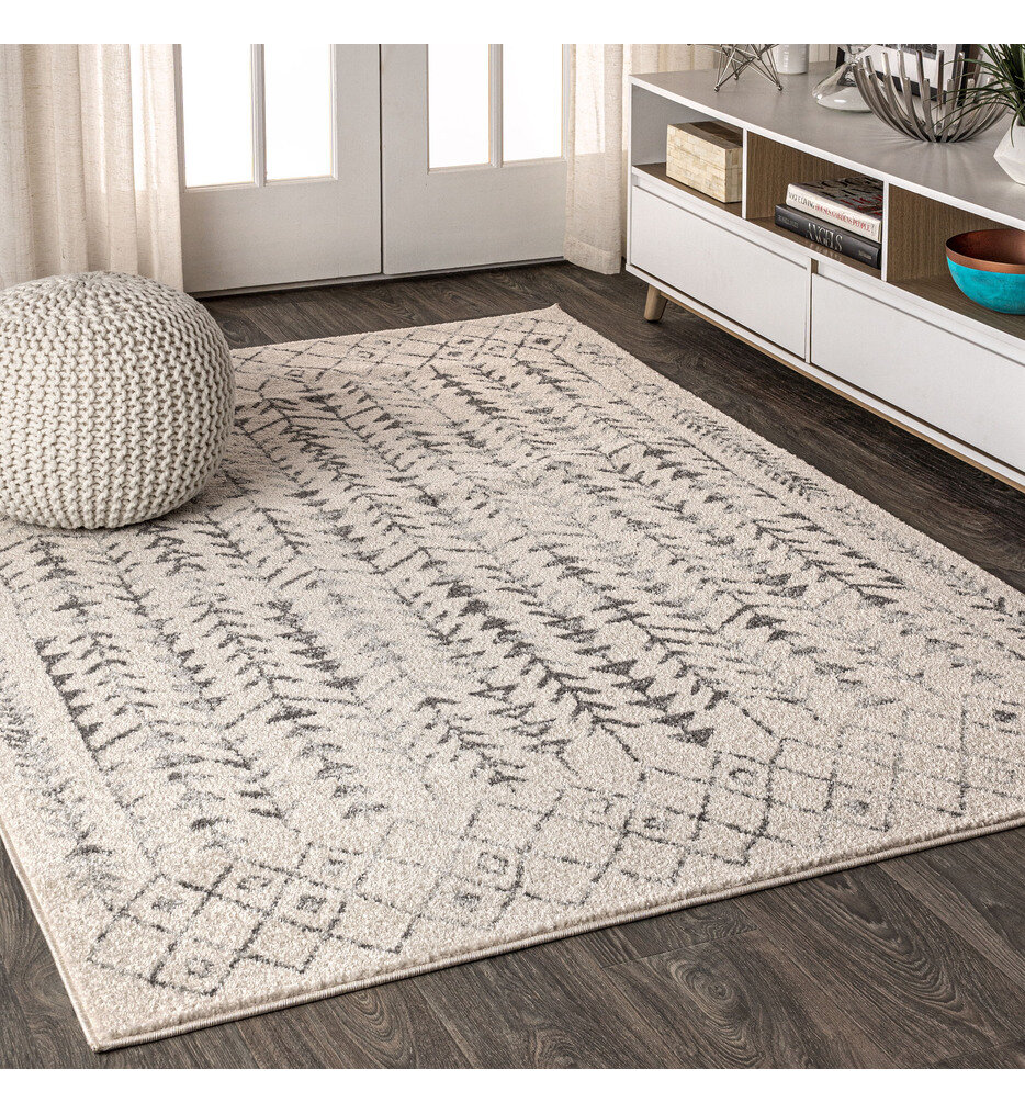 Moroccan HYPE 4' by 6' Rug