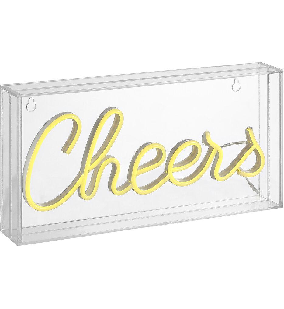 Cheers Neon Sign