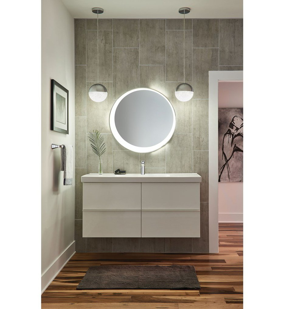 "Optice 30"" Bathroom Mirror"