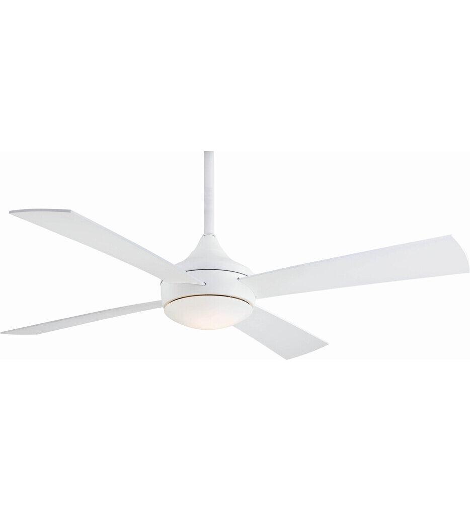 """Aluma Wet 52"""" Ceiling Fan"""