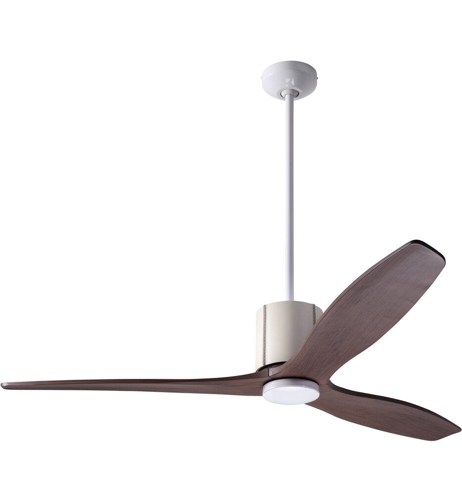 """LeatherLuxe 54"""" Ceiling Fan"""
