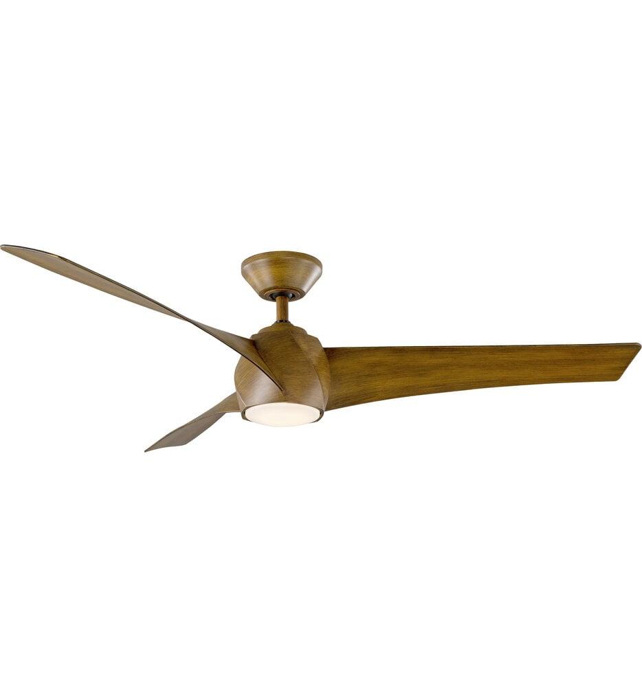 """Twirl 58"""" Ceiling Fan"""