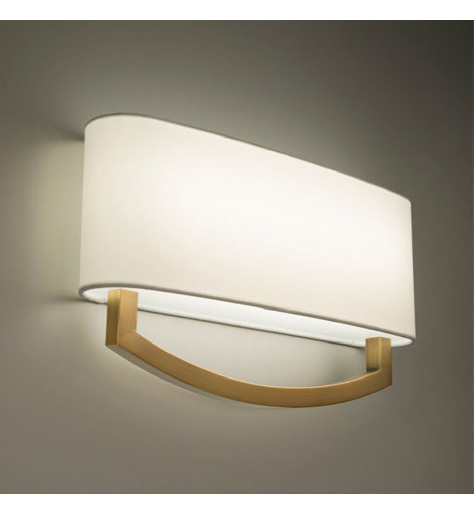 """Arch 9.38"""" Wall Sconce"""