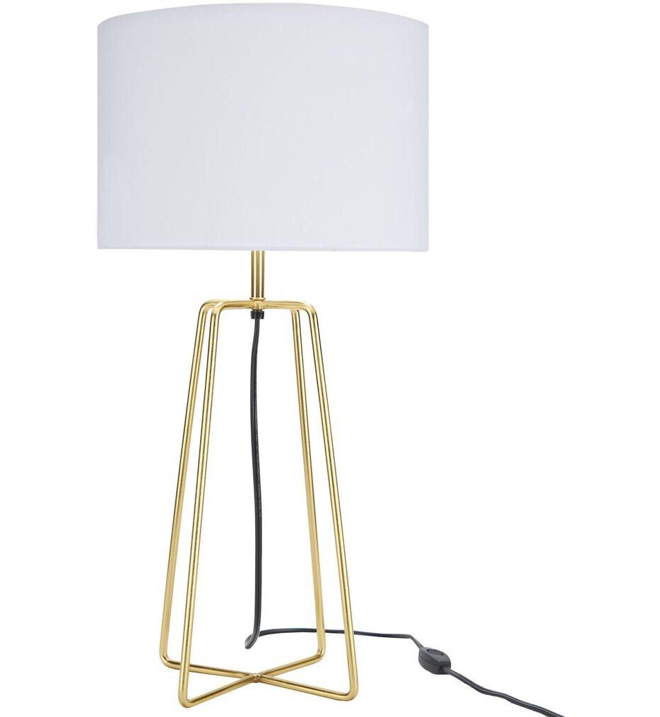 "Geometric 24"" Table Lamp"