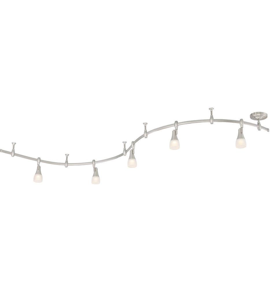 Crofton 5 Light Track Light Kit