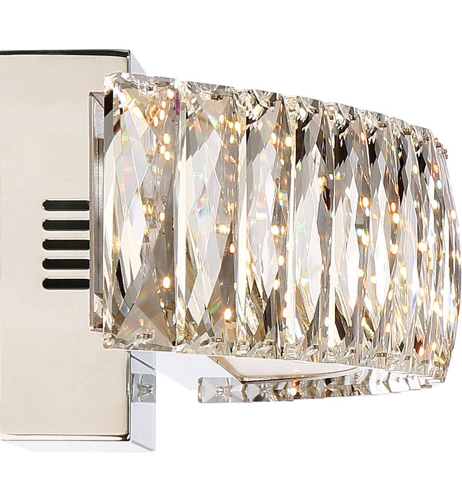 "Platinum Collection Gala 24"" Bath Vanity Light"