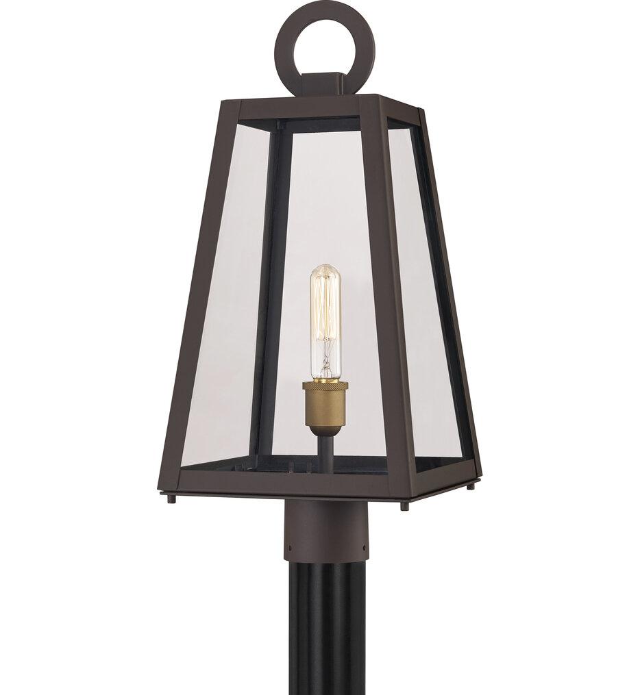 """Poplar Point 22"""" Outdoor Post Light"""