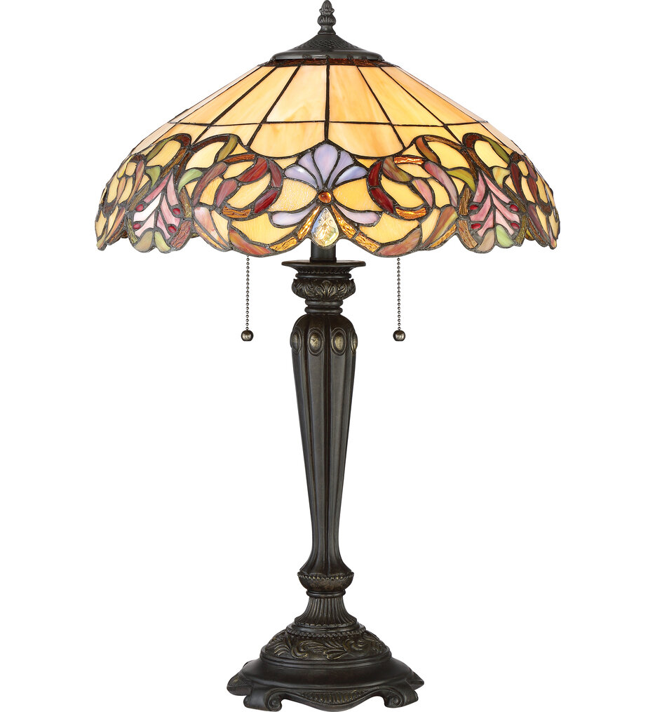 """Blossom 27"""" Table Lamp"""