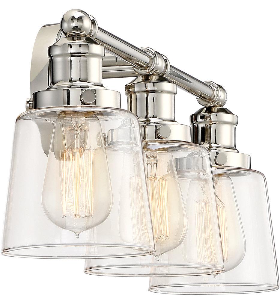 "Union 23"" Bath Vanity Light"