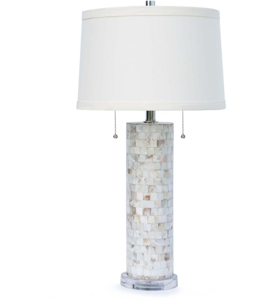 "Deva Mother of Pearl 29"" Table Lamp"