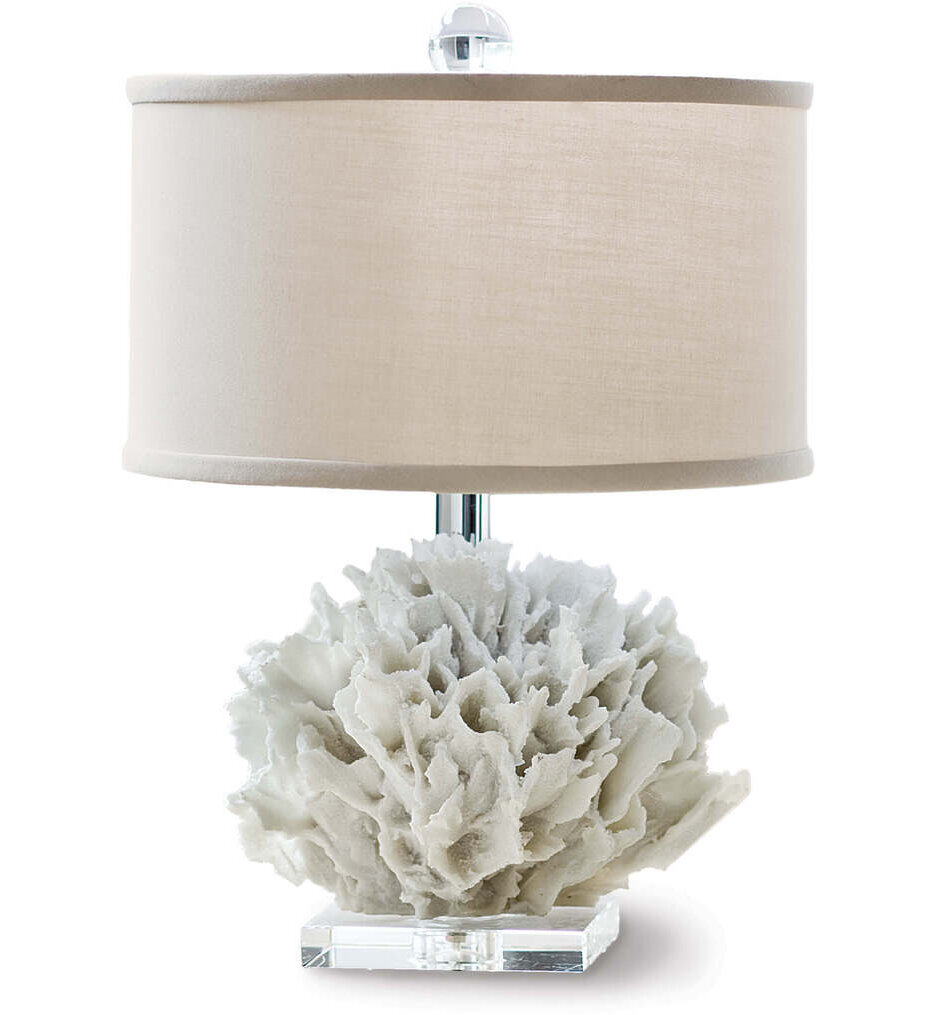 """Ribbon Coral Mini 16.5"""" Table Lamp"""