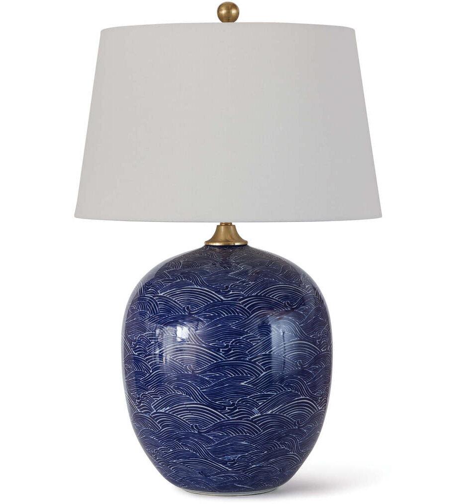 """Harbor Ceramic 29"""" Table Lamp"""