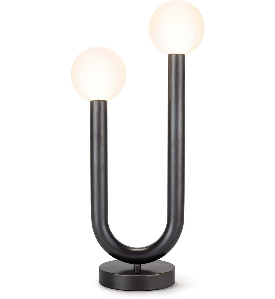"Happy 25"" Table Lamp"