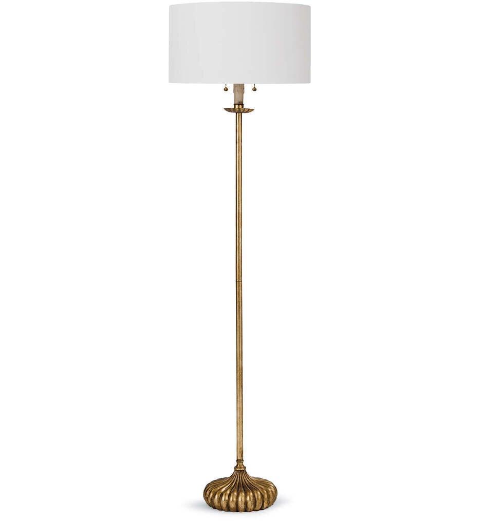 "Clove Stem 62"" Floor Lamp"