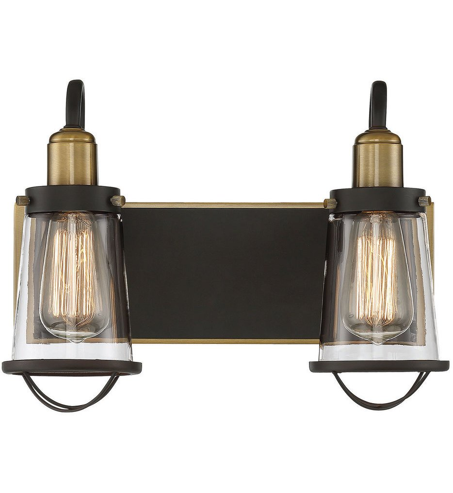 "Lansing 13.5"" Bath Vanity Light"