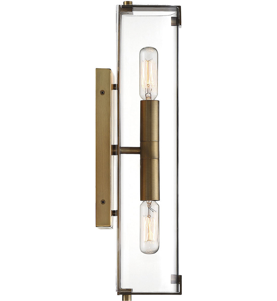 """Winfield 15.5"""" Wall Sconce"""